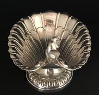 Walker & Hall Silver Plated Squirrel Nut Dish (4 of 7)