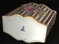 Dresden Ceramic Tea Caddy (5 of 5)