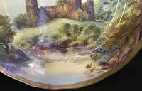 Royal Worcester Plate Bothwell Castle (3 of 4)