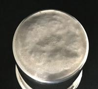 Silver Plated Cocktail Shaker (3 of 3)