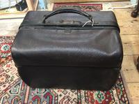 Late Victorian Doctor's Leather Bag (2 of 3)