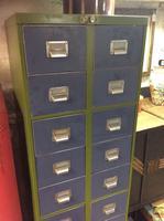 Large Metal Storage Drawers (2 of 3)