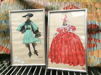Ladislas Czettel Fashion/Costume Designs X2 (2 of 4)