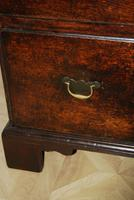 Early Georgian Oak Chest of Drawers (2 of 6)