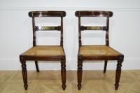 Good Pair of Rosewood Side Chairs (2 of 3)