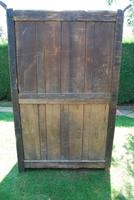 Painted French Oak Armoire c.1790 (3 of 5)