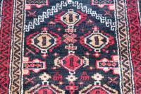 Small Mid 20th Century Persian Rug (4 of 15)