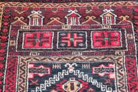 Small Mid 20th Century Persian Rug (5 of 15)