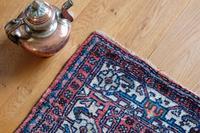 Oriental Malaya Handmade Red Ground Wool Rug 2200 X 1500mm (4 of 8)