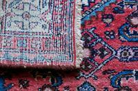 Oriental Malaya Handmade Red Ground Wool Rug 2200 X 1500mm (6 of 8)