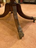 Gillows of Lancaster – Good Early 19th Century Rosewood Card Table (3 of 5)