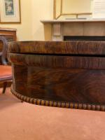 Gillows of Lancaster – Good Early 19th Century Rosewood Card Table (4 of 5)