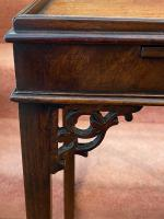 Late 18th Century Chippendale Period Solid Mahogany Urn Table (2 of 4)