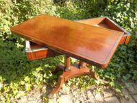 Regency Side Table / Card Table / Games Table (5 of 7)