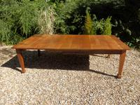 Solid Oak Extending Dining Table c.1920 (6 of 11)