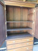 Linen Press, Cupboard c.1910 (7 of 7)