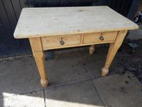 Pine Dining Table c.1920 (3 of 7)