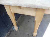 Pine Dining Table c.1920 (6 of 7)
