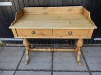 Washstand, Desk, Pine Victorian (2 of 9)