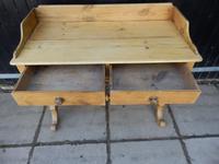 Washstand, Desk, Pine Victorian (6 of 9)