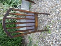 Set of 7 Arts & Crafts Dining Chairs by James Shoolbred (6 of 11)