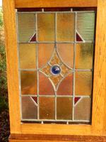 Sideboard, Art Nouveau, Solid Oak (6 of 11)