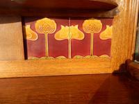 Sideboard, Art Nouveau, Solid Oak (10 of 11)