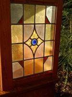 Sideboard, Art Nouveau, Solid Oak (11 of 11)