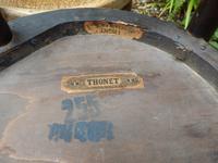 4 Thonet Chairs, Crocodile Patten, Polish (7 of 9)