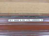 Display Cabinet, Glazed, Mahogany, Edwardian (4 of 10)