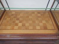 Display Cabinet, Glazed, Mahogany, Edwardian (9 of 10)