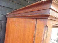 Display Cabinet, Glazed, Mahogany, Edwardian (7 of 10)