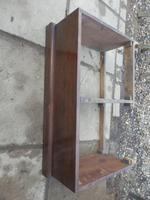 Display Cabinet, Glazed, Mahogany, Edwardian (2 of 10)