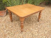 Oak Extending Table c.1920