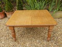 Oak Extending Table c.1920 (3 of 12)