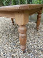 Oak Extending Table c.1920 (4 of 12)