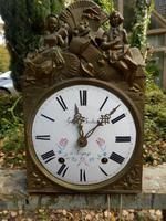 French Longcase Clock c.1900 (4 of 9)
