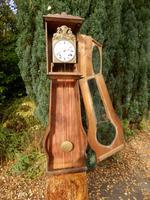 French Longcase Clock c.1900 (6 of 9)
