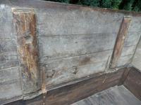 Coffer, Trunk, Chest, Dough Bin, 18th Century, Solid Oak (7 of 11)