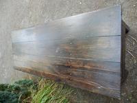 Coffer, Trunk, Chest, Dough Bin, 18th Century, Solid Oak (2 of 11)