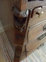 Bureau, Desk, Dutch, Solid Oak (10 of 14)