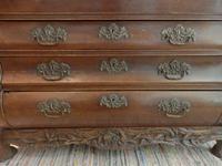 Bureau, Desk, Dutch, Solid Oak (2 of 14)