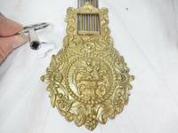 Rare Napoleon III Twisted Column Portico Clock (12 of 12)