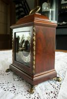 Very Rare Vintage Warmink Wuba Mantel Clock (2 of 11)