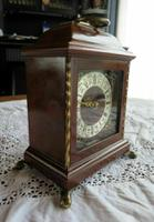 Very Rare Vintage Warmink Wuba Mantel Clock (3 of 11)
