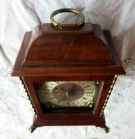 Very Rare Vintage Warmink Wuba Mantel Clock (4 of 11)