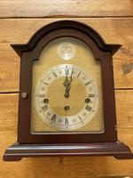 Rare German Franz Hermle Tempus Fugit 2 Jewel Mantle Clock