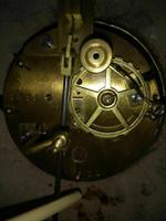 Rare Antique Samuel Marti Medaille De Bronze 1860 French Black Slate Mantel Clock (3 of 7)