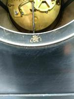 Rare Antique Samuel Marti Medaille De Bronze 1860 French Black Slate Mantel Clock (5 of 7)