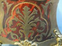 Rare Antique Boulle Gilt Clock (3 of 6)